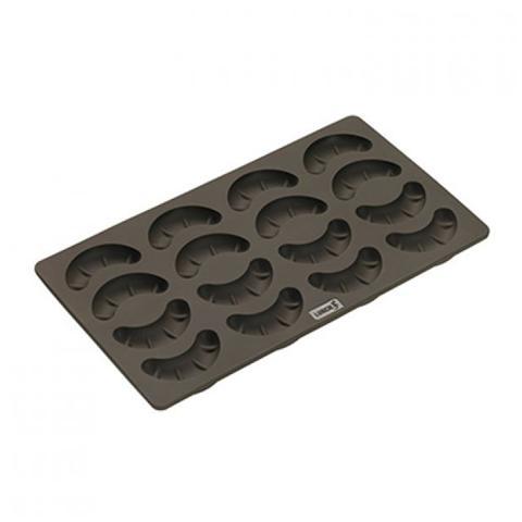 Stampo per biscotti Flexi Form a forma di croissant