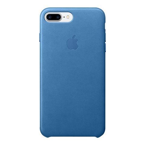 APPLE iPhone 7 Plus Cuoio Case Sea blu