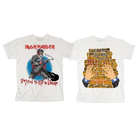 ROCK OFF Iron Maiden - Chicago Mutants (T-Shirt Unisex Tg. XL)