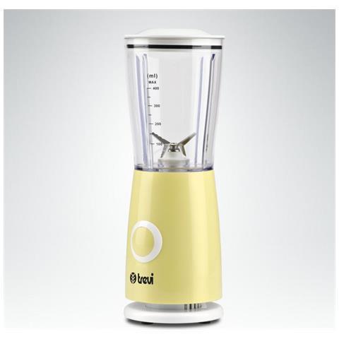 Frullatore Da Tavolo Trevi Pr180 Bicchiere Graduato Da 500ml Potenza 170 Watt