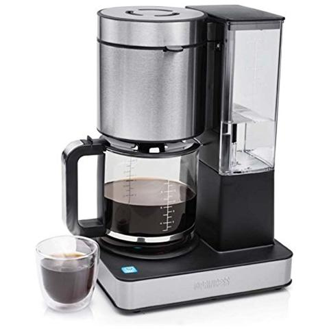 246002 Macchina per il Caffè Superior 10-15 Tazze Colore Nero / Silver