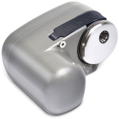 Salpa Ancora Genius Gp2 1200 250w 12v On Deck Alluminio #qgp21200