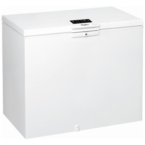 Congelatore Orizzontale WHE3133FM Classe A+ Capacità Lorda / Netta 315 / 311 Litri Colore Bianco