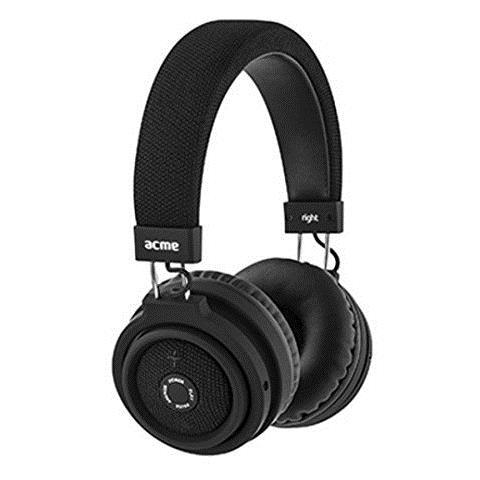 ACME BH60 Foldable Bluetooth cuffia