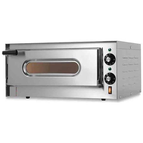 Forno pizza pizzeria elettrico camera singola cm. 41x36x11h. - 1,6 Kw.