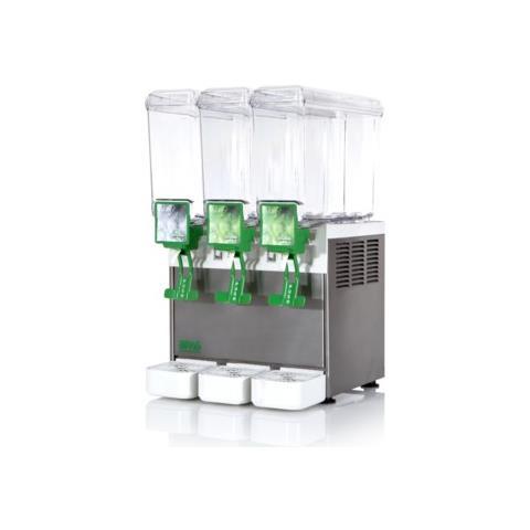 Distributore Bevande Fredde 3 Vasche Litri 8 Bras Rs0814