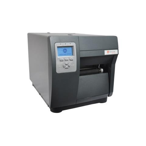Image of Etichettatrice da Tavolo Modello 4212E Cavo Formato 112 x 19 mm Senza Schermo 304 mm / s Grigia