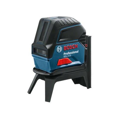 Professional GCL 2-50 C Livella Laser Combinata, 20 m, 650 nm, 0.3 mm / m, Blu
