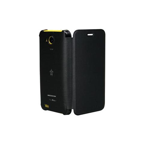 MEDIACOM Flip Cover per PhonePad Duo G400 Nero