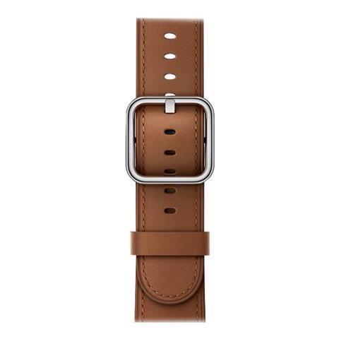 APPLE Cinturino Classic Marrone (38 mm) per Apple Watch