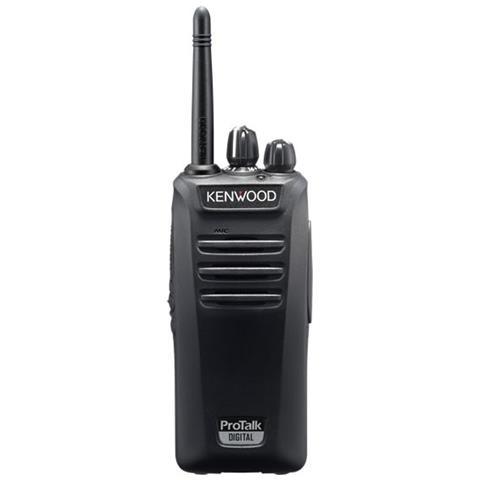 KENWOOD Electronics TK-3401DE 32canali 0.0125, 0.00625MHz Nero ricetrasmittente