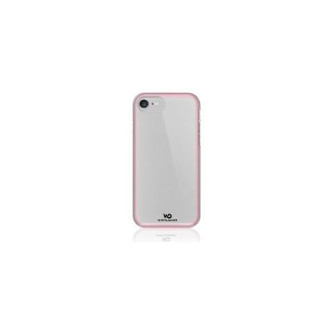 HAMA 180017 Cover Rosa, Quarzo metallizzato custodia per cellulare