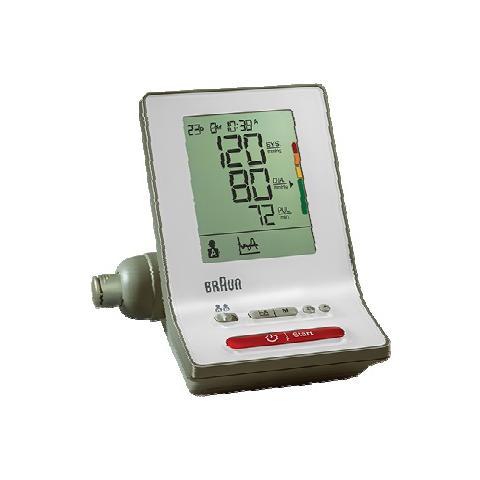 BRAUN ExactFit 3, AA, LCD, 13 cm, 14,5 cm, 19,1 cm