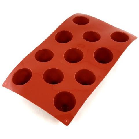 Stampo Baba' 11 Cavita' 4,5x4,8h Silicone