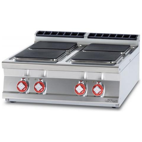 Fornelli Elettrici Professionali Afp / Pcqt-98et