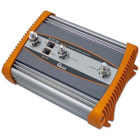 Separatore Di Carica Modello Ecs162 - 160a - 2 Outputs #qecs162