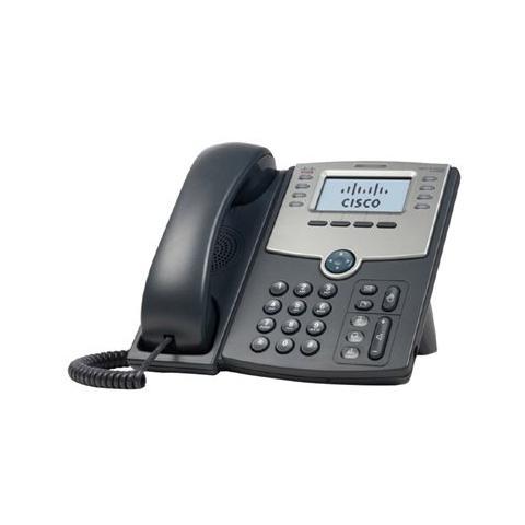 CISCO SYSTEMS Cisco SPA508G Telefono VolP IP con Display, PoE e PC