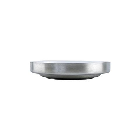 Padella / Piatto Acciaio Diametro 20cm Altezza 4cm Capacità 0,2lt - Linea WhitePot