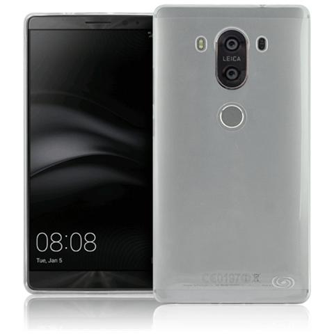FONEX Inv Cover Ultra Sottile 0,2 mm in Morbido TPU per Huawei Mate 9 Colore Trasparente