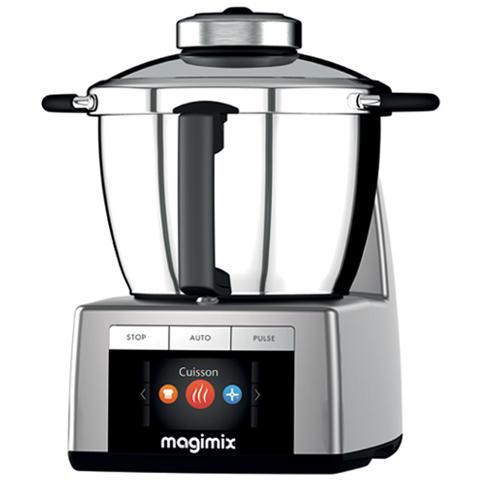 Robot da Cucina Cook Expert Multifunzione Capacità 3,5 L Potenza 900 W Colore Silver / Cromato
