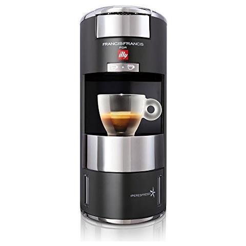 Macchina Del Caffe Capsule Iperespresso Home X9 Nero Anodizzato 230v + Omaggio Capsule