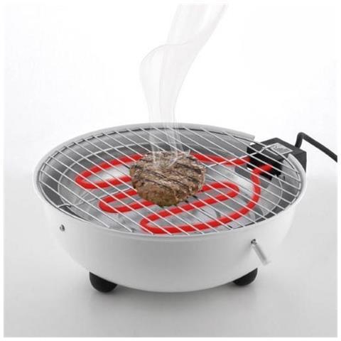 Griglia Elettrica Barbecue Elettrico Da Da Tavolo Per Interno Sistema Antifumo