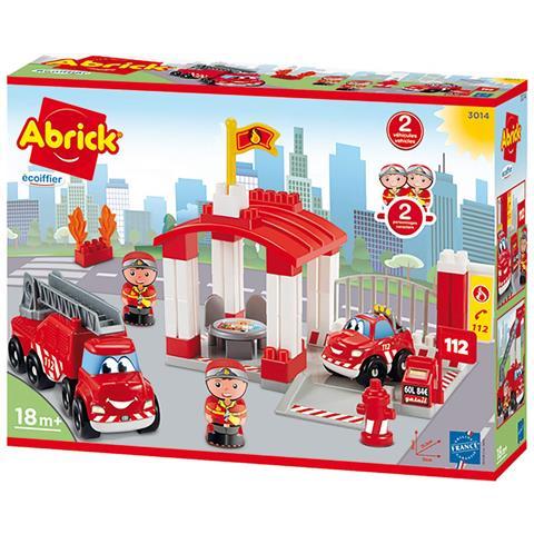 ECOIFFIER ECF7600003014 Abrick - Caserma dei Pompieri
