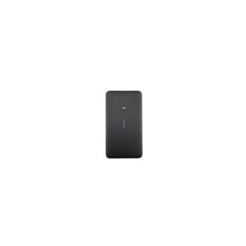 MicroSpareparts Mobile Pellicola Protettiva in Plastica per Smartphone Nera MSPP2882