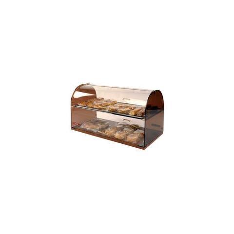 Vetrina Neutra Brioches Dolci Bar Cm 70x35x38 Rs2326