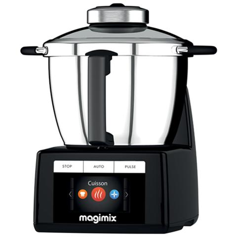 Robot da Cucina Cook Expert Multifunzione Capacità 3,5 L Potenza 900 W Colore Nero