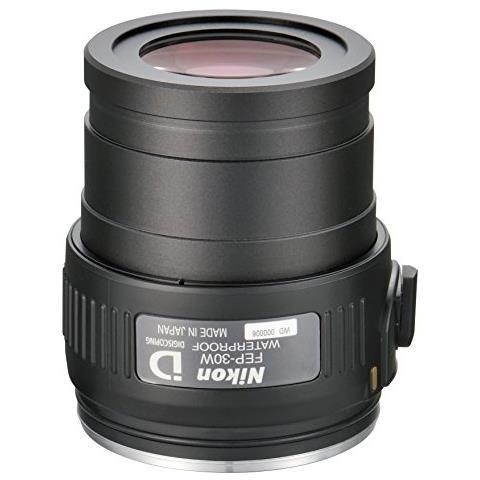 Image of 24x / 30x (fep30w) Oculare Wide Per Fieldscope Edg, Nero
