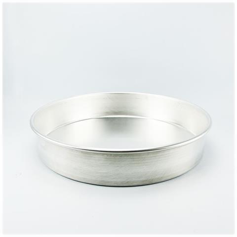 Tortiera Alluminio Diritta 40x7,5 Cm