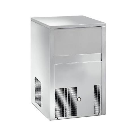Macchina Fabbricatore Produttore Ghiaccio Granulare 80kg-24h Rs1522