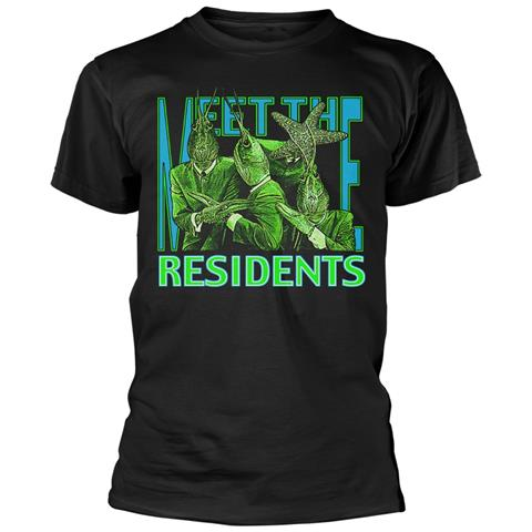 PHM Residents - Meet The Residents (T-Shirt Unisex Tg. S)