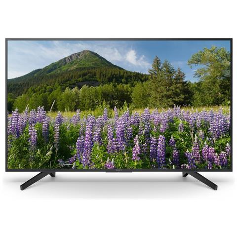 Image of TV LCD Ultra HD 4K 43'' KD-43XF7096 Smart TV Sony