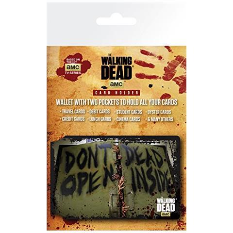 GB EYE Walking Dead (the) - Dead Inside (portatessere)