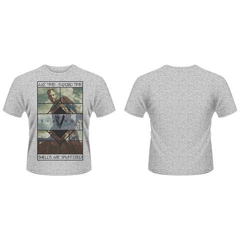 PHM Vikings - Axe Time (T-Shirt Unisex Tg. L)