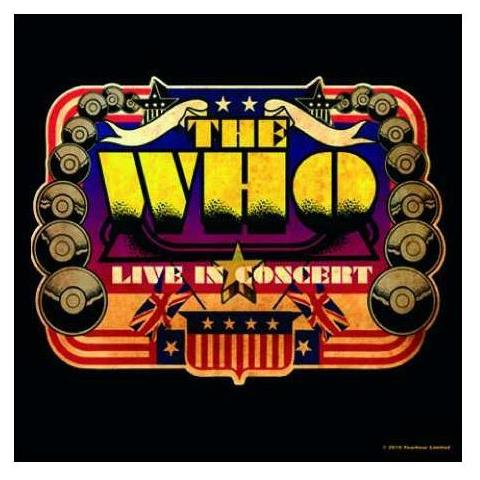 Who (the) - Live In Concert (sottobicchiere)