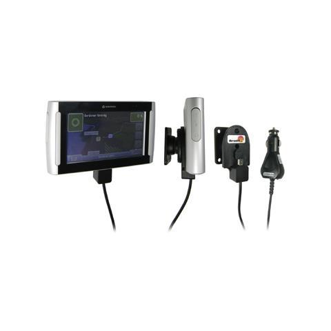 Brodit 273005 Auto Attivo Nero supporto e portanavigatore