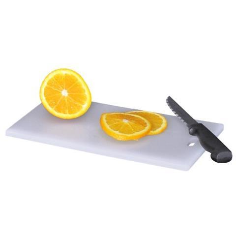 Tagliere Limone Polietilene 24X14,5X0,8 1045