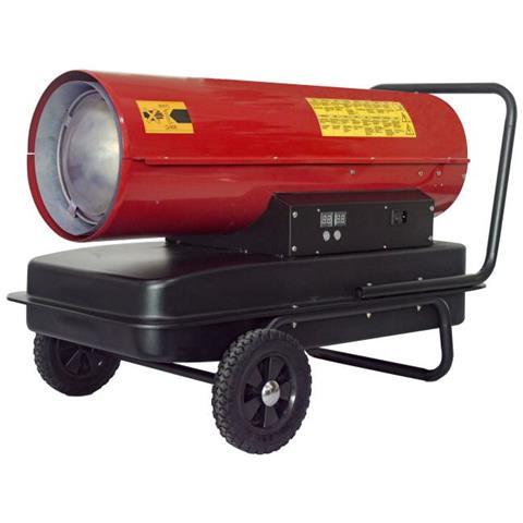 Dh1 50 Rosso Generatore Di Aria Calda A Gasolio