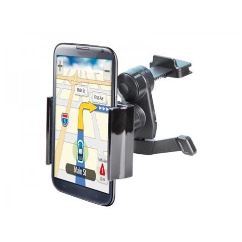 ADJ Supporto ADJ Airy per Iphone / Smartphone / Navigatore per presa d'aria dell'auto Office Series Col. Nero