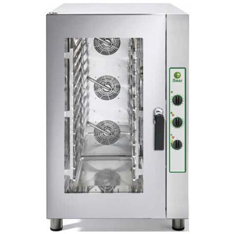 Forno Convezione Elettrico Gastronomia 10 Teglie Gn 1/1 Rs8583