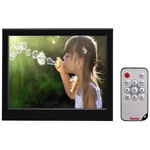 Cornice Digitale SlimLine Display 9.7'' Formato 4:3 Lettore SD / SDHC / MMC / USB Colore N...