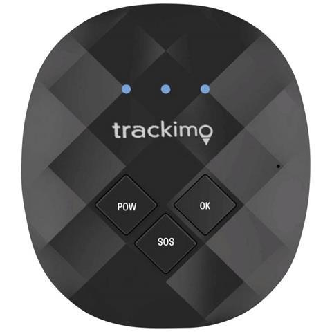 Tracciatore GPS Guard 2G Multifunzione Colore Nero / Argento