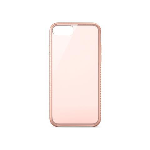 BELKIN Custodia Air Protect SheerForce per iPhone 7 - Oro / Rosa