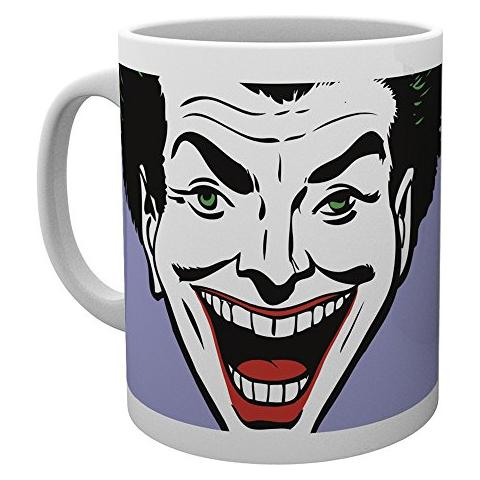 Tazza Dc Comics Mug Joker Face
