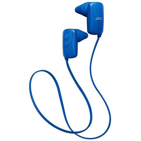 JVC Auricolari In-Ear HA-F250BT-A colore Blu