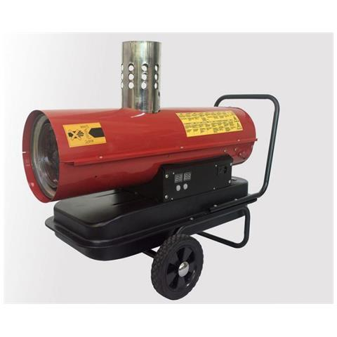 Dh2 I 20c Rosso Generatore Aria Calda Indiretto Gasolio