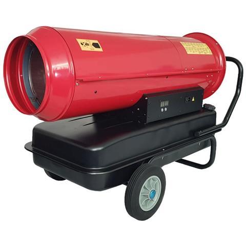 Dh1 100 Rosso Generatore Di Aria Calda A Gasolio